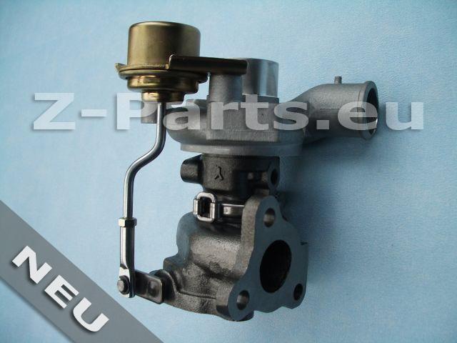turbolader opel astra g, astra h, combo, corsa c, meriva 1.7 dti