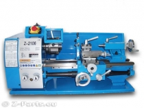 Engine Lathe Z-2106-400